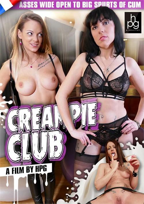 Creampie Club Boxcover