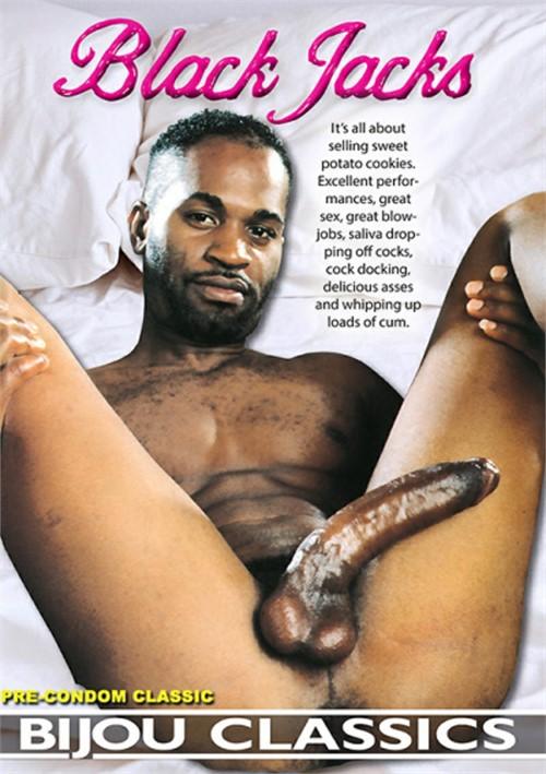 Black Porn Classic - Black Jacks | Bijou Classics Gay Porn Movies @ Gay DVD Empire
