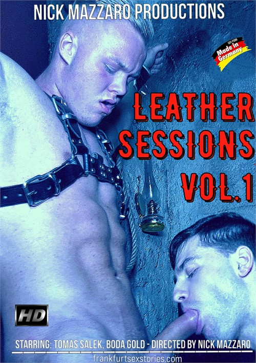 Leather Sessions Vol. 1 Boxcover