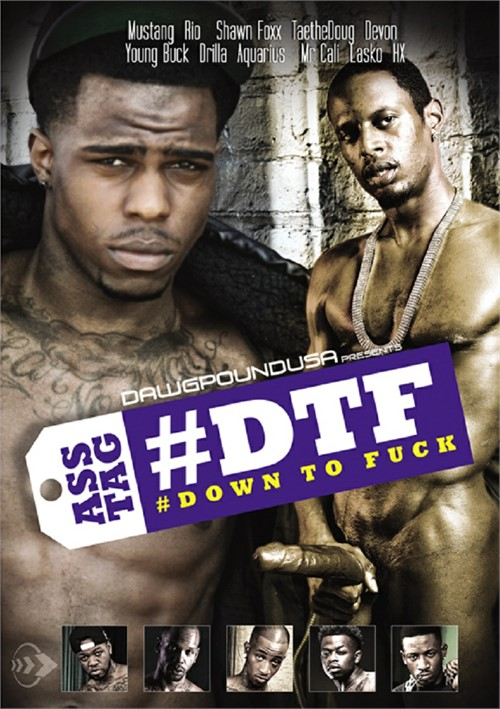 #DTF: Down to Fuck Boxcover