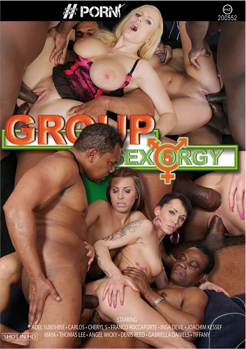 Group Sex Orgy Vol. 5
