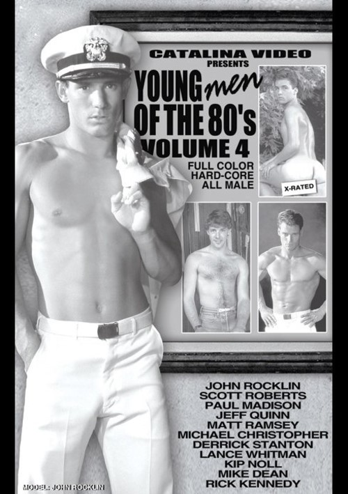 Young Men of the 80's #4 Boxcover
