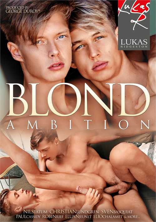 Blond Ambition Cover Front