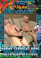 Horny Straight Boys with Jerk Off Toys Boxcover