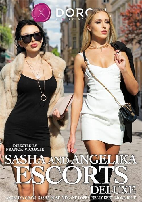 Sasha and Angelika Escorts Deluxe