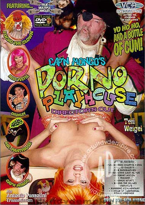 Capn Mongos Porno Playhouse