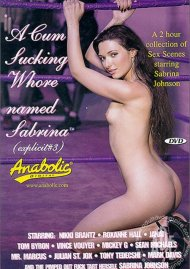 Cum Sucking Whore Named Sabrina, A image