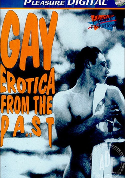 Gay Erotica From The Past #1 Boxcover