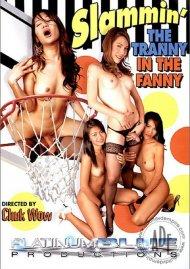 Slammin' The Tranny In The Fanny Porn Video