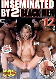 Inseminated By 2 Black Men #12