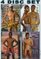 Black Big Dick #1 (4 Pack) Gay Porn Movie