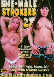 She-Male Strokers 27 Porn Video