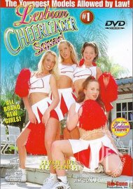 Lesbian Cheerleader Squad #1