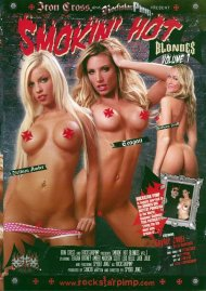 Smokin' Hot Blondes Vol. 1 Porn Video