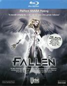 Fallen Blu-ray
