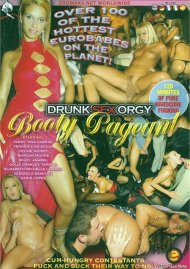 Drunk Sex Orgy: Booty Pageant Porn Video