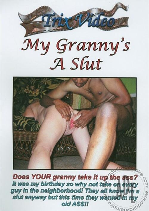 Granny slut videos