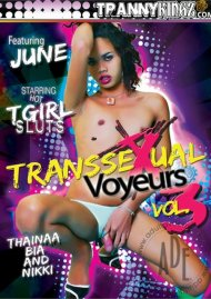 Transsexual Voyeurs Vol. 3 Porn Video
