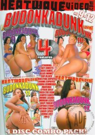 Budonkadunk Vol. 9-12 (4-Pack) Movie
