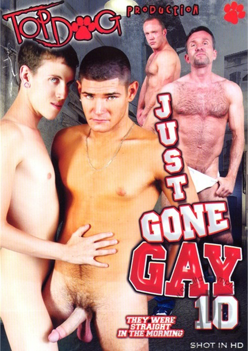Just Gone Gay 10 Boxcover