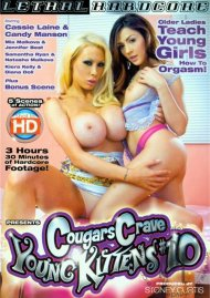 Cougars Crave Young Kittens #10 image