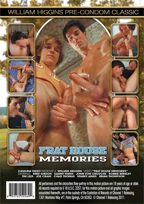 Frat house gay porno