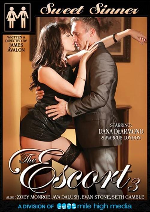 Escort 3, The 2014  Adult Dvd Empire-8306