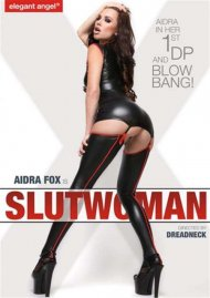 Aidra Fox Is Slutwoman Porn Movie