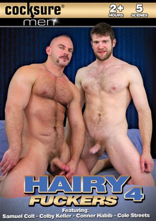 Hairy Fuckers 4 Boxcover