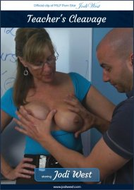 Teacher's Cleavage Porn Video