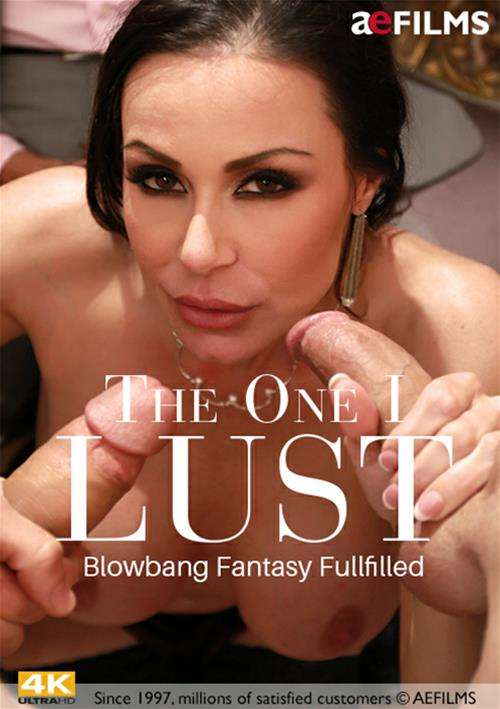 One I Lust, The: Blowbang Fantasy Fulfilled Boxcover