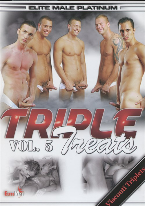 Triple Treats Vol. 5 Boxcover