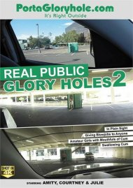 Real Public Glory Holes 2 Porn Video