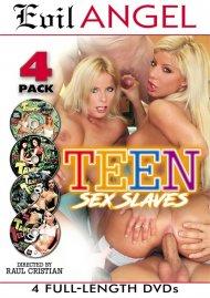 Teen Sex Slaves 4-Pack Porn Movie