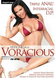 Veronica Is Voracious DVD porn movie from Elegant Angel.