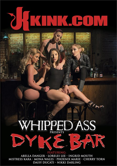 Whipped Ass Presents Dyke Bar Boxcover