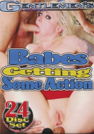 Babes Getting Some Action (24-Pack) Porn Movie