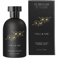 Lure Black Label You & Me - Pheromone Infused Personal Scent - 2.5 fl oz