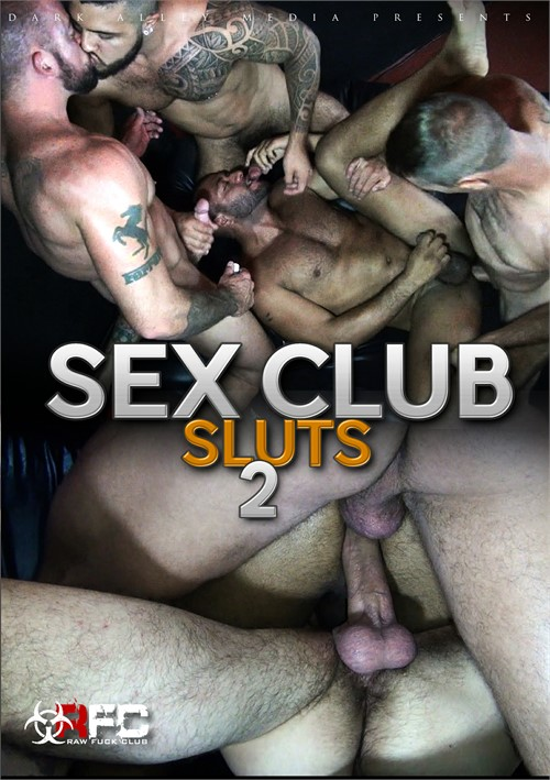 Sex Club Sluts 2 Boxcover