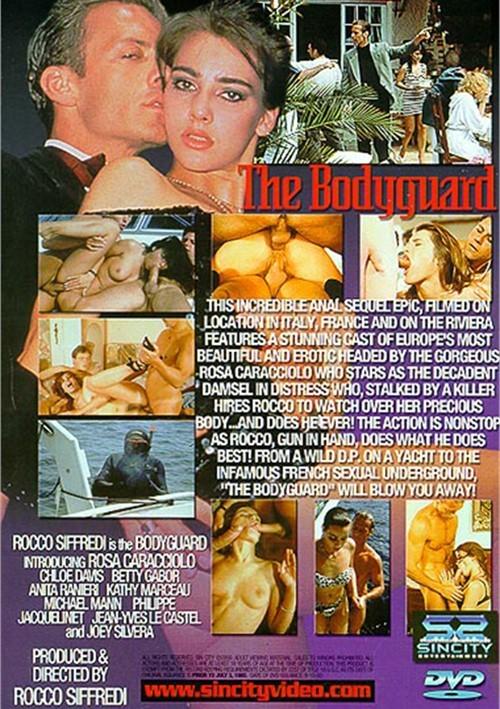 The bodyguard xxx
