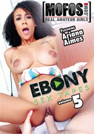 Ebony Sex Tapes Vol. 5 Porn Video