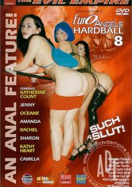 Euro Angels Hardball 8: Such a Slut