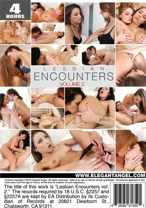First time lesbian encounters