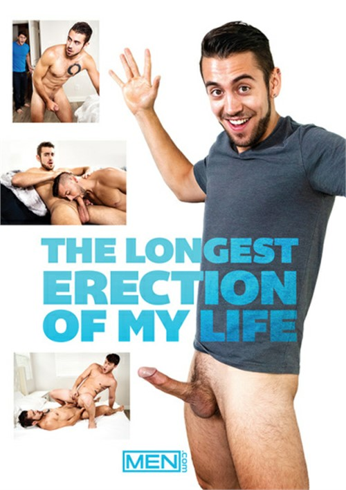 The Longest Erection of My Life Cover Front