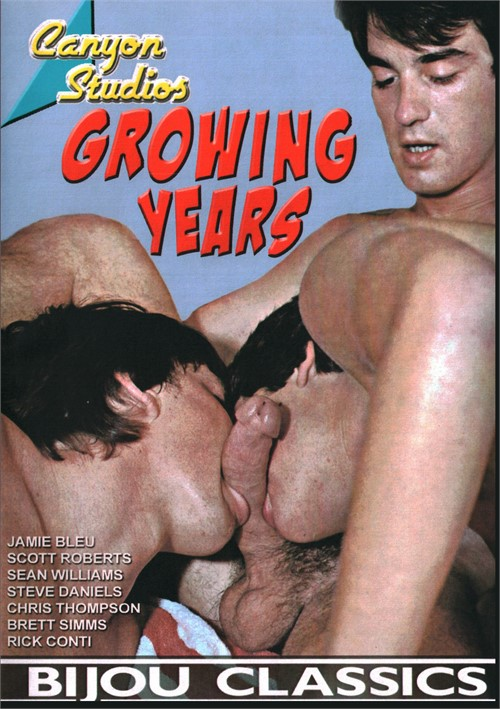 Growing Years Boxcover