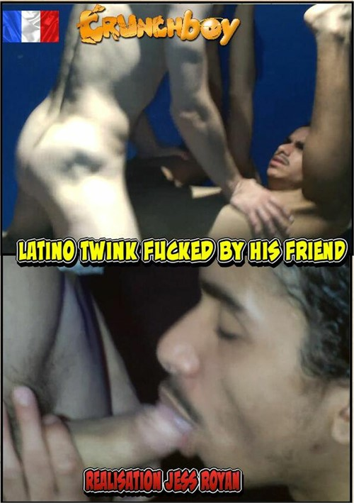 Latino Twink Fucked by His Friend Boxcover