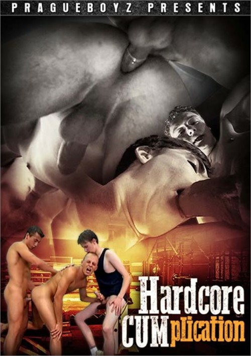 Hardcore Cumplication Boxcover