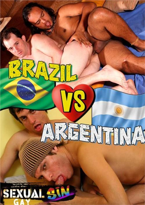 Brazil VS Argentina Boxcover