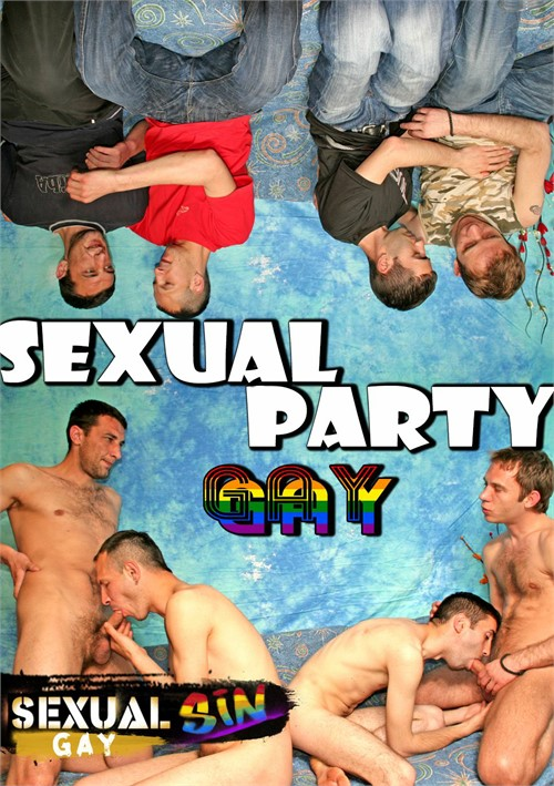 Sexual Party Gay Boxcover