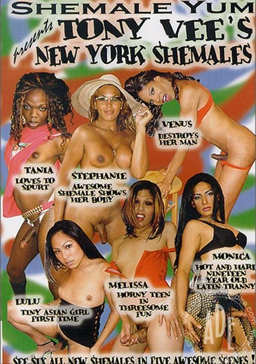 Shemale Yum Presents Tony Vee's New York Shemales